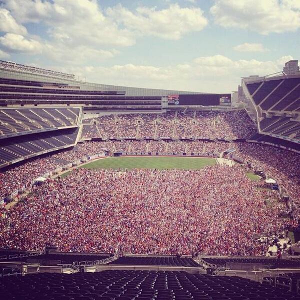 Soldier Field - Chicago
